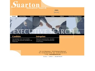 SUARTON - EXECUTIVE SEARCH