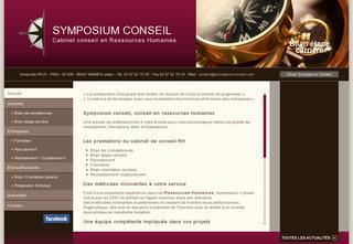 SYMPOSIUM CONSEIL