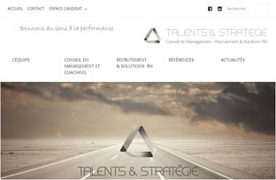 TALENTS & STRATEGIE