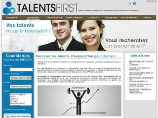 TALENTS FIRST - PARIS