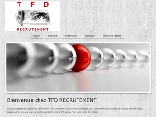 TFD RECRUTEMENT