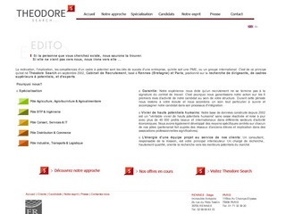 THÉODORE SEARCH – PARIS