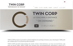 TWIN CORP