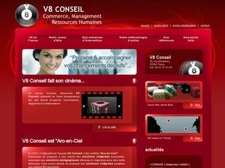 V8 CONSEIL - SUD EST