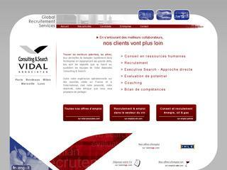 VIDAL ASSOCIATE - PARIS