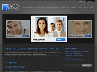 ACD CONSULTING - PARIS