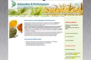 ADÉQUATION & PERFORMANCES
