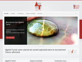 AGATHE TYCHE - GUNTHER WEISS
