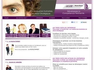 AGIR RESSOURCES HUMAINES