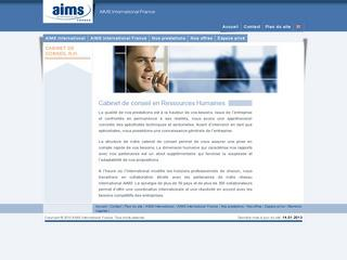 AIMS INTERNATIONAL FRANCE