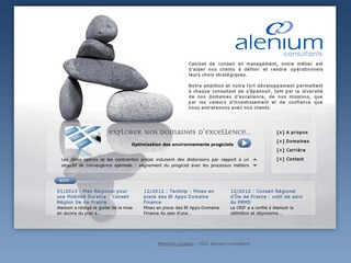 ALENIUM CONSULTANTS