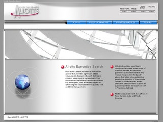 ALIOTTS EXECUTIVE SEARCH
