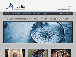 ARCADIA EXECUTIVE SEARCH & HR CONSULTING