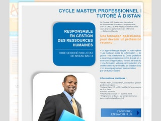 AXE RESSOURCES HUMAINES