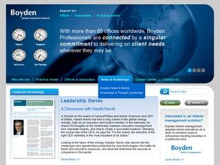 BOYDEN - LYON