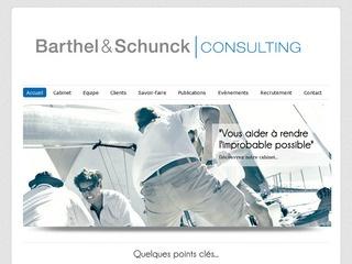 BARTHEL & SCHUNCK CONSULTING