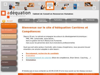 ADEQUATION CARRIERES COMPETENCES