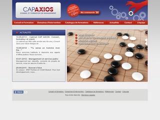 CAP AXIOS