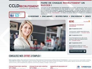 CCLD RECRUTEMENT - PARIS