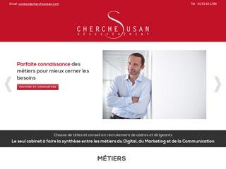 CHERCHE SUSAN DÉSESPÉRÉMENT