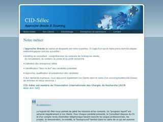 CID SELEC