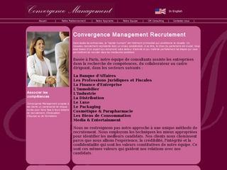 CONVERGENCE MANAGEMENT