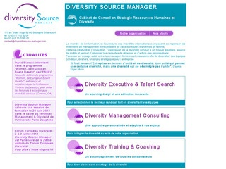 DIVERSITY SOURCE MANAGER
