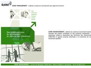 EDWI MANAGEMENT