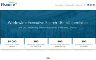 ELSINORE - EXECUTIVE SEARCH RETAIL