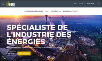 ENERGY POWER LAB - EXECUTIVE SEARCH