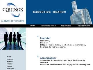 EQUINOX PARTNERS