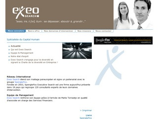 EXEO SEARCH