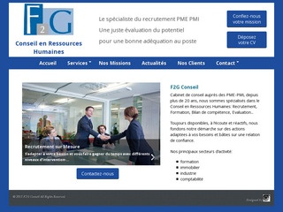 F2G CONSEIL - FRANCOIS DE GASTINES CONSEILS