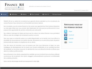 FINANCE RH