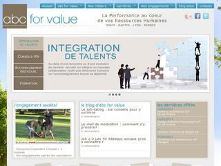 ABC FOR VALUE - PARIS