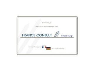 FRANCE CONSULT STRASBOURG