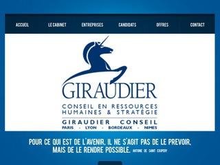 GIRAUDIER CONSEIL PARIS