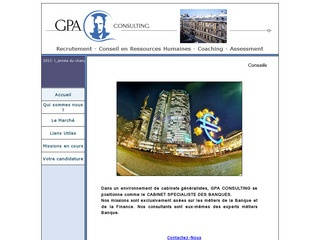 GPA CONSULTING