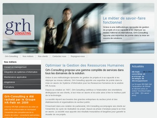 GRH CONSULTING
