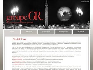 GR EXECUTIVE SEARCH