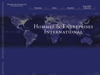 HOMMES & ENTREPRISES INTERNATIONAL - PARIS
