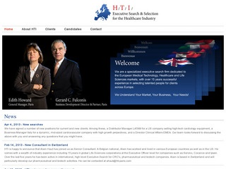HEALTHCARE AND TECHNOLOGY INTERNATIONAL (H.T.I.)