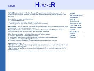 HUMANOR