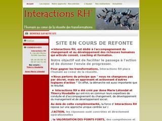 INTERACTIONS RH
