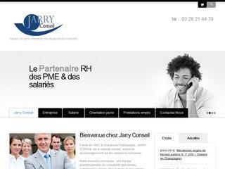 JARRY CONSEIL --> RH PARTNERS REIMS