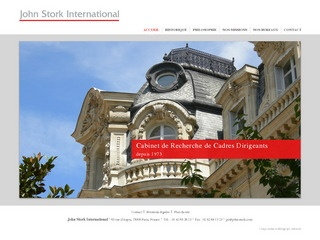 JOHN STORK INTERNATIONAL