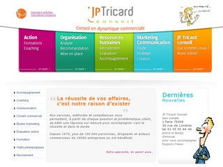 JEAN-PIERRE TRICARD CONSEIL