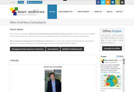 MARC ANDRIEUX CONSULTANTS