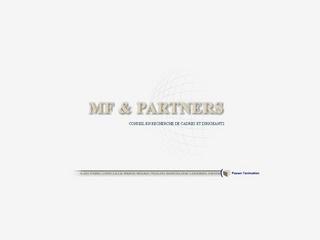 MF PARTNERS PARIS