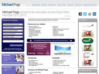 MICHAEL PAGE INTERNATIONAL - STRASBOURG